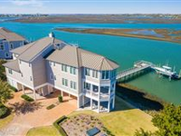 SOUGHT AFTER SOUND FRONT FIGURE 8 ISLAND HOME