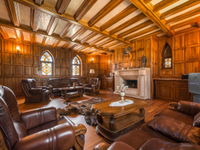 UNIQUE MOUNTAIN HOUSE FOR SALE IN BOROVETZ RESORT