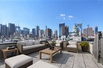 BEAUTIFUL AND SPACIOUS SOUTH FACING PENTHOUSE WITH PRIVATE TERRACE