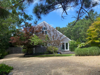 WELL MAINTAINED CONTEMPORARY SALTBOX