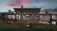 MOUNTAIN MASTERPIECE DESIGNED BY A WORLD-RENOWNED ARCHITECT