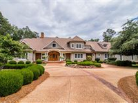 GORGEOUS PROPERTY BACKING UP TO AIKEN GOLF CLUB