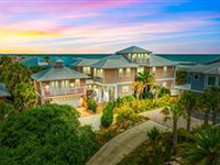 BEAUTIFUL MULTI LEVEL CUSTOM HOME WITH DIRECT OCEAN FRONT AND PRIVATE BEACH ACCESS