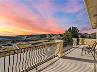 GORGEOUS CUSTOM HOME WITH TIMELESS FINISHES AND AMAZING VIEWS