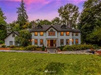 PRIVATE FAMILY ESTATE ON OVER FOUR ACRES IN RENTON
