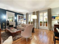 LOVELY APARTMENT OOZING WITH CHARACTER IN THE CAPITAL'S PRESTIGIOUS 16TH DISTRICT