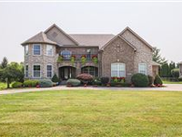 EXQUISITE HOME ON OVER AN ACRE IN MASON