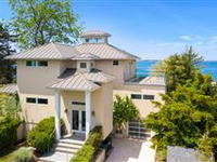 EXCEPTIONAL ELEVATED VIEWS OF NOYAC BAY