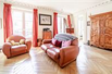 THIS CHARMING APARTMENT ALONE ON THE FOURTH FLOOR IS BEAUTIFULLY APPOINTED