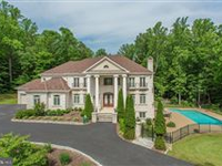 REMARKABLE MANSION ON FIVE PRIVATE ACRES
