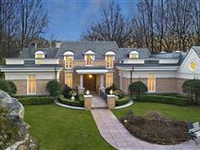 SUPERB SIX BEDROOM HOME ON TWO GATED ACRES