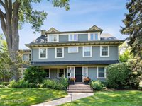 SPECTACULAR EVANSTON HOME IN THE HEART OF THE HISTORIC DISTRICT