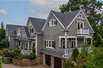 STUNNING NANTUCKET SHINGLE-STYLE HOME ON UNIQUE PRIVATE LOT