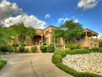 INCREDIBLE MEDITERRANEAN HOME IN THE CATALINA MOUNTAINS