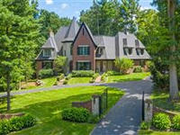 SPACIOUS FRENCH COUNTRY-STYLE HOME NEAR CLARKSTON