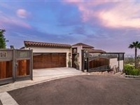 IMPECCABLE AND WHOLLY UNIQUE HOME