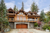 TRADITIONAL LOG HOME IN BLUEBERRY HILL