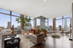 EXCEPTIONAL TWO-STORY CORNER PENTHOUSE