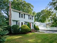 CHARMING COLONIAL FAMILY HOME IN NEWTON