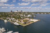 SPECTACULAR INTRACOASTAL POINT LOT ESTATE
