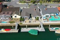 HUNTINGTON HARBOUR WATERFRONT PROPERTY