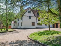 OUTSTANDING GRADE II LISTED TRADITIONAL FARMHOUSE