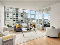 LUXURY SEATTLE CONDO WITH SPECTACULAR MOUNTAIN AND PUGET SOUND VIEWS