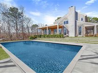 STUNNING TRADITIONAL AND CONTEMPORARY HOME ON NEARLY 5 SERENE ACRES