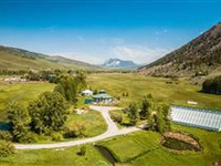 OFF-THE-GRID LIVING ON OVER 40 ACRES
