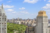STUNNING VIEWS OF THE CITY AND CENTRAL PARK FROM THIS TOWERING RESIDENCE