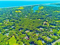 EXCEPTIONAL HOME IN EAST HAMPTON VILLAGE ESTATE SECTION