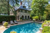 EXPANDED 1929 ENGLISH STONE MANOR HOME