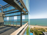SEA FRONT LUXURY PENTHOUSE WITH ROOF TERRACE