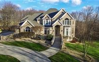 EXQUISITE ESTATE HOME ON 3.25 WOODED ACRES!