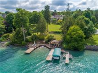SIGNIFICANT LAKEFRONT FINGER LAKE COMPOUND