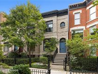 GREYSTONE IN THE HEART OF LINCOLN PARK