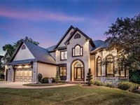 STUNNING HOME WITH POND AND GOLF COURSE VIEWS