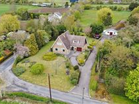 BEAUTIFUL RURAL SETTING OF JUST UNDER THREE ACRES