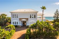 MAGNIFICENT OCEANFRONT FOUR BEDROOM HOME