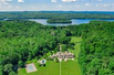 REMARKABLE 35 ACRE ESTATE AND FIELDSTONE MANSION