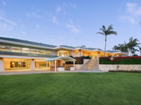 MODERN CALIFORNIA LIVING IN A PEACEFUL GATED COMPOUND