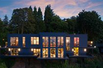 DRAMATIC MODERN PORTLAND HEIGHTS VIEW HOME
