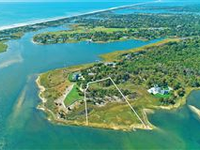 WORLD-CLASS OPPORTUNITY TO BUILD A WATERFRONT HOME