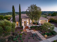 ELEGANT AND EXQUISITELY UPDATED TUSCAN STYLE HOME