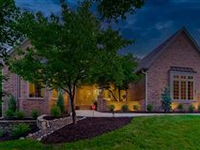 LOVELY HOME LOCATED ON BEAUTIFULLY LANDSCAPED CORNER LOT