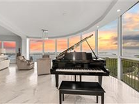 19TH FLOOR COASTAL CONTEMPORARY WITH STUNNING VIEWS