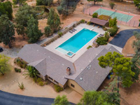 INCREDIBLE SINGLE-STORY PRIVATE RESORT-RANCH ON 80 ACRES