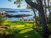 CHARMING WATERFRONT HOME ON EXQUISITE PROTECTED COVE