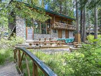 TRULY A ONE-OF-A-KIND, RUSTIC CABIN