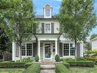 EXCEPTIONAL NEWER CONSTRUCTION HOME ON A GREAT TREE-LINED STREET